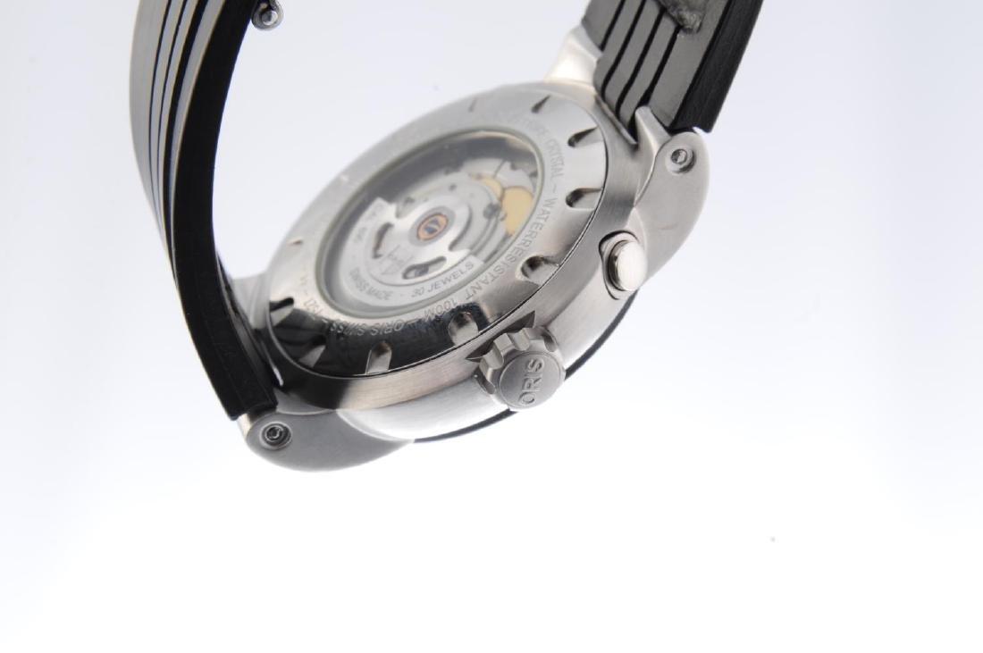 ORIS - a gentleman's TT1 Worldtimer wrist watch. - 2
