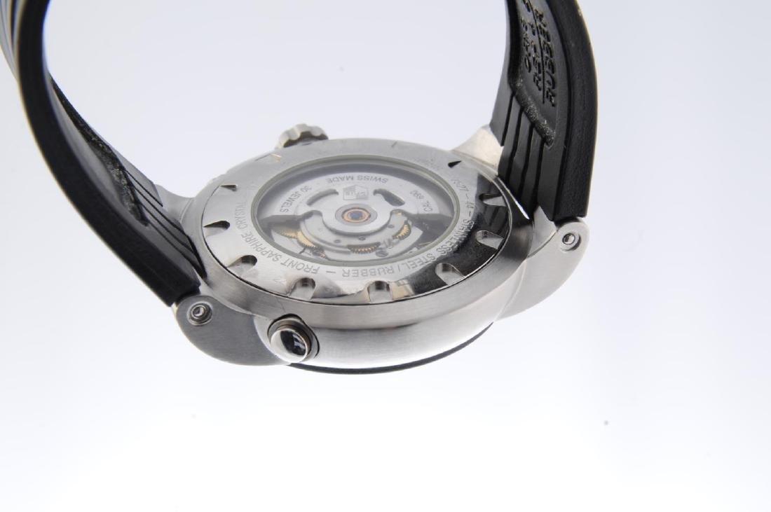 ORIS - a gentleman's TT1 Worldtimer wrist watch. - 3