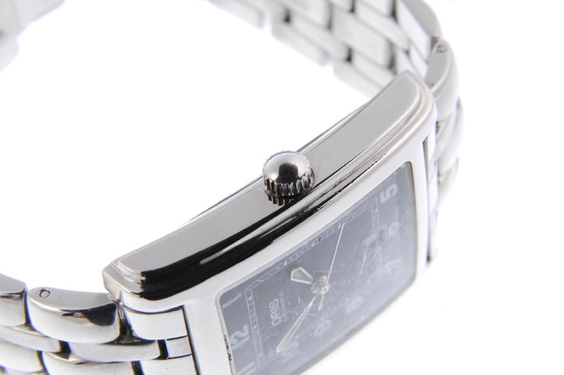 ORIS - a gentleman's Classic bracelet watch. Stainless - 4