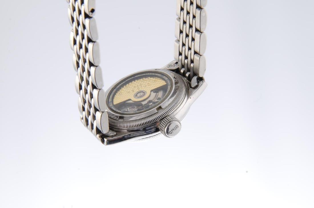 ORIS - a lady's Big Crown Pointer Date bracelet watch. - 2