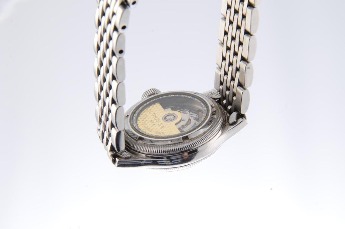 ORIS - a lady's Big Crown Pointer Date bracelet watch. - 3