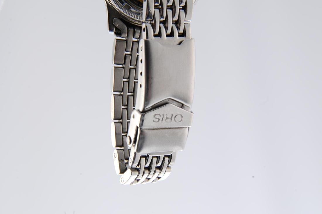 ORIS - a lady's Big Crown Pointer Date bracelet watch. - 4