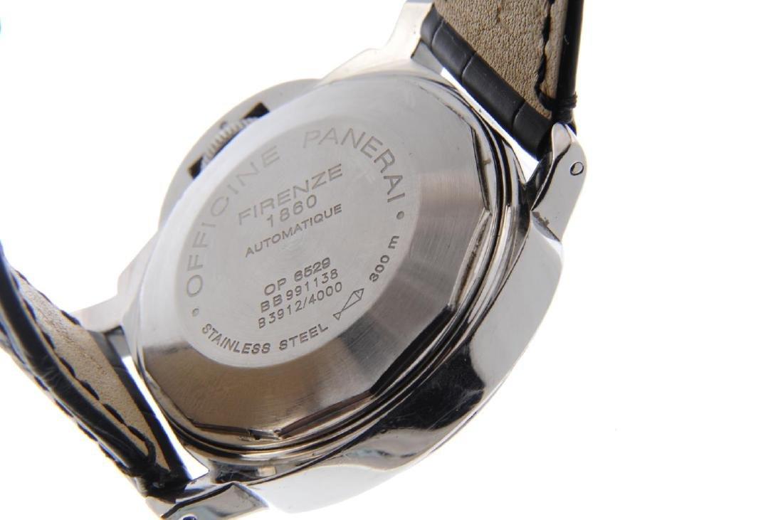 PANERAI - a gentleman's Marina wrist watch. Circa 1999. - 3