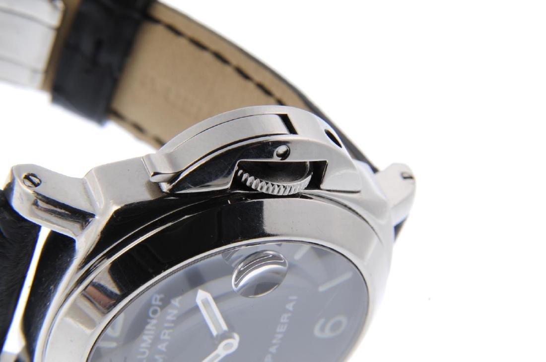 PANERAI - a gentleman's Marina wrist watch. Circa 1999. - 4