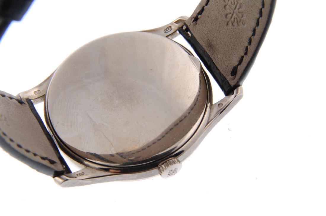 PATEK PHILIPPE - a gentleman's Calatrava wrist watch. - 3