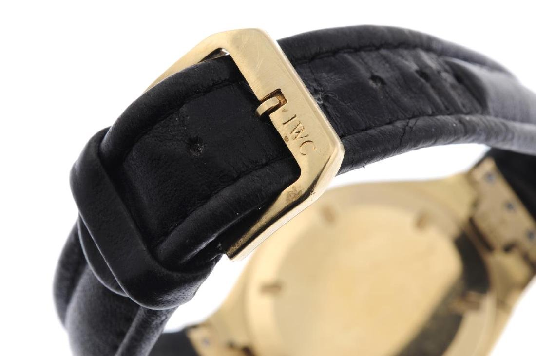 PORSCHE DESIGN BY IWC - a gentleman's chronograph wrist - 2