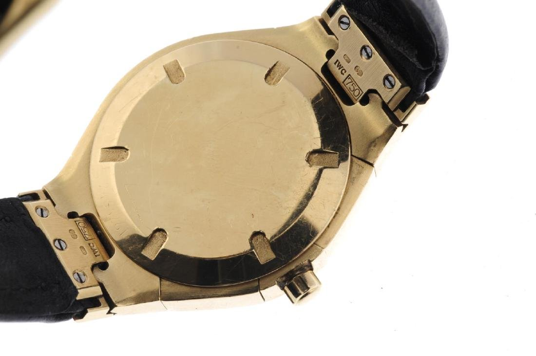 PORSCHE DESIGN BY IWC - a gentleman's chronograph wrist - 3