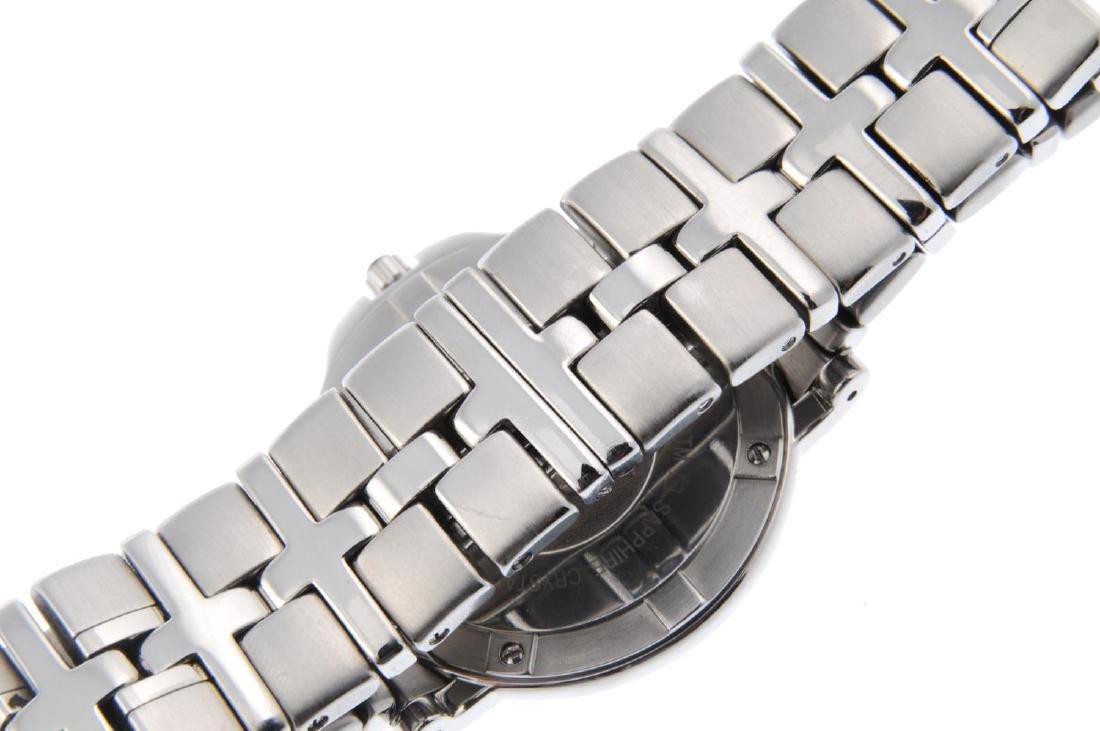 RAYMOND WEIL - a gentleman's Parsifal bracelet watch. - 2