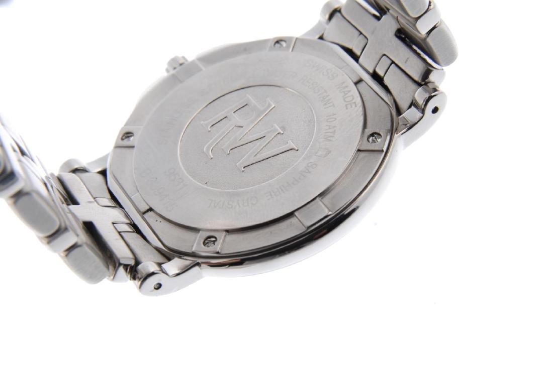 RAYMOND WEIL - a gentleman's Parsifal bracelet watch. - 3