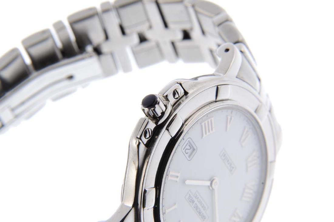 RAYMOND WEIL - a gentleman's Parsifal bracelet watch. - 4