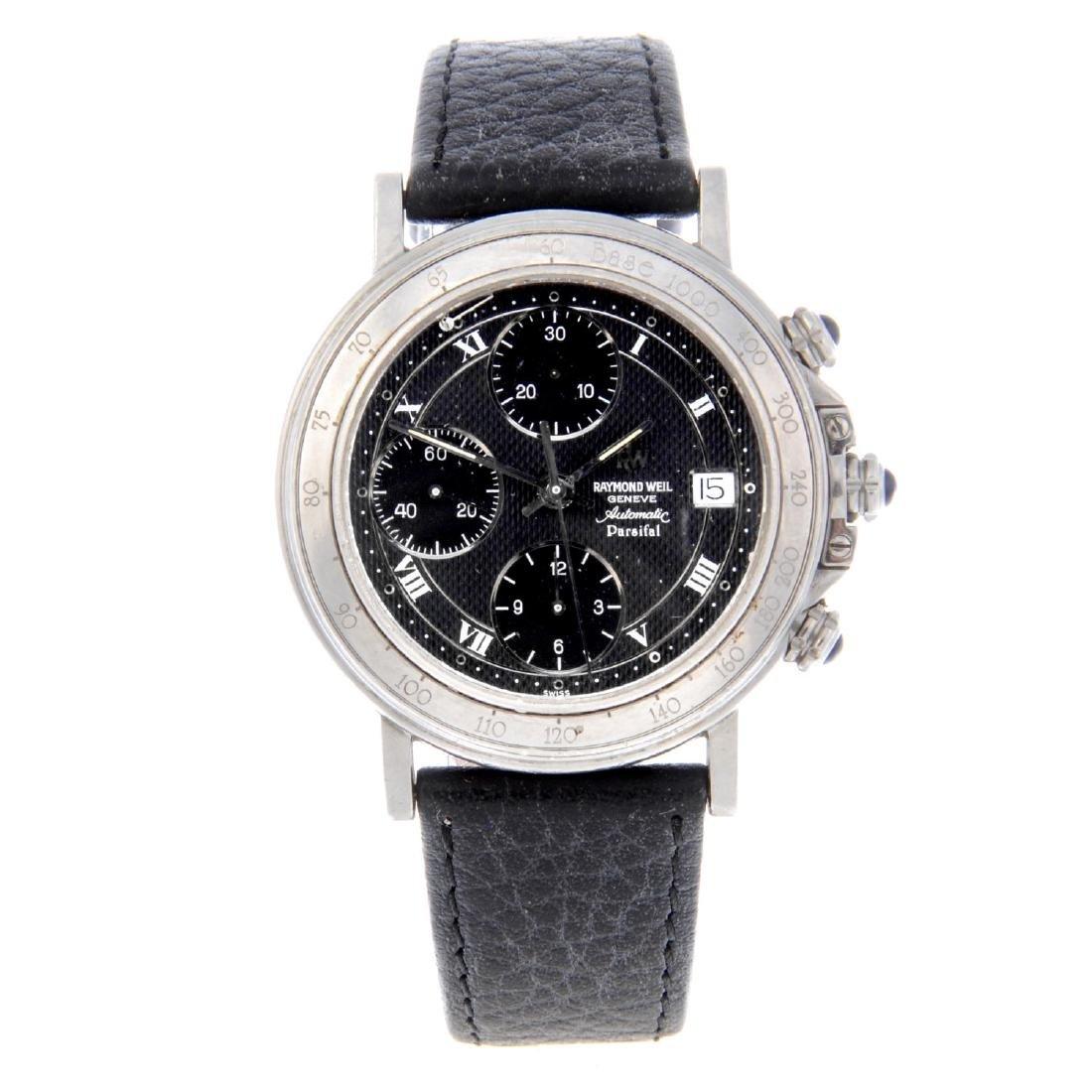 RAYMOND WEIL - a gentleman's Parsifal chronograph wrist