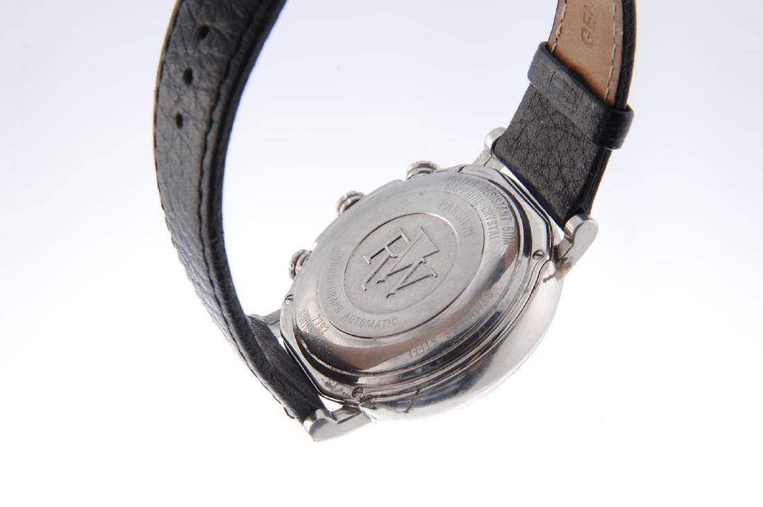 RAYMOND WEIL - a gentleman's Parsifal chronograph wrist - 2