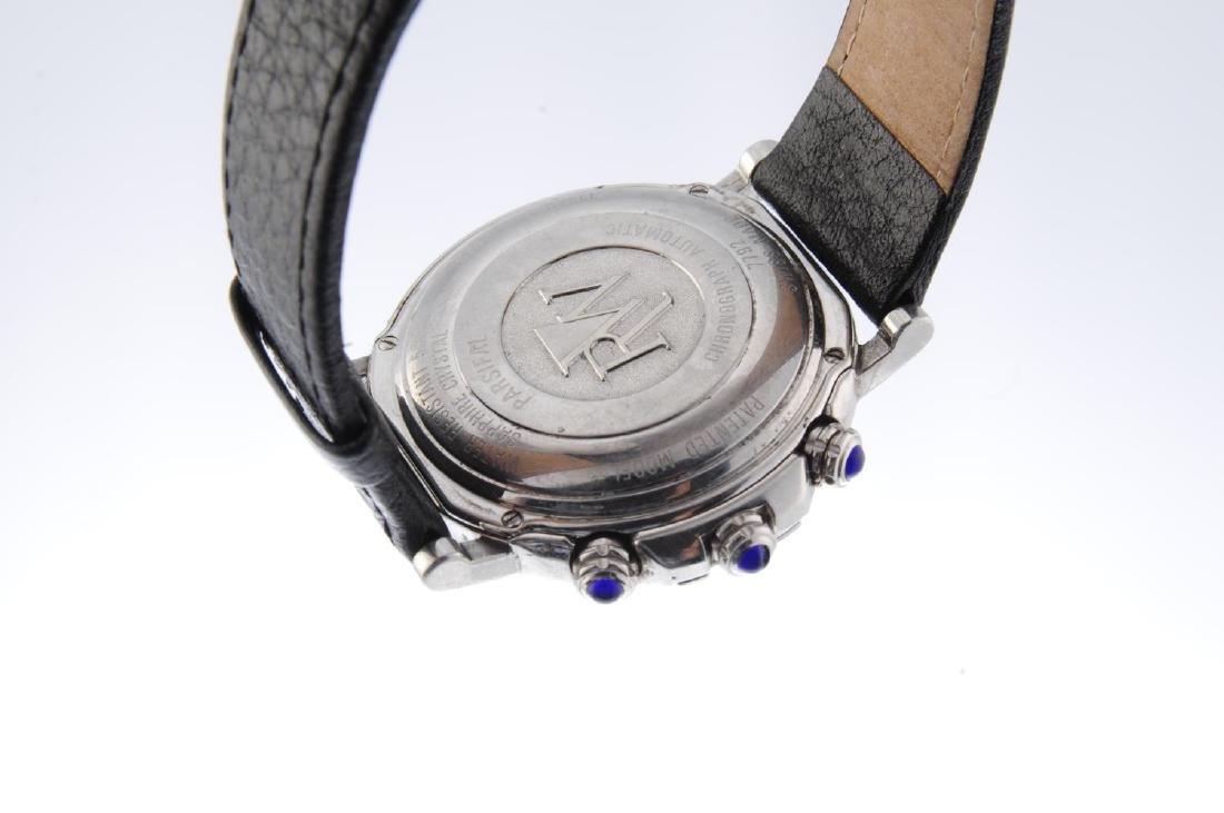 RAYMOND WEIL - a gentleman's Parsifal chronograph wrist - 3