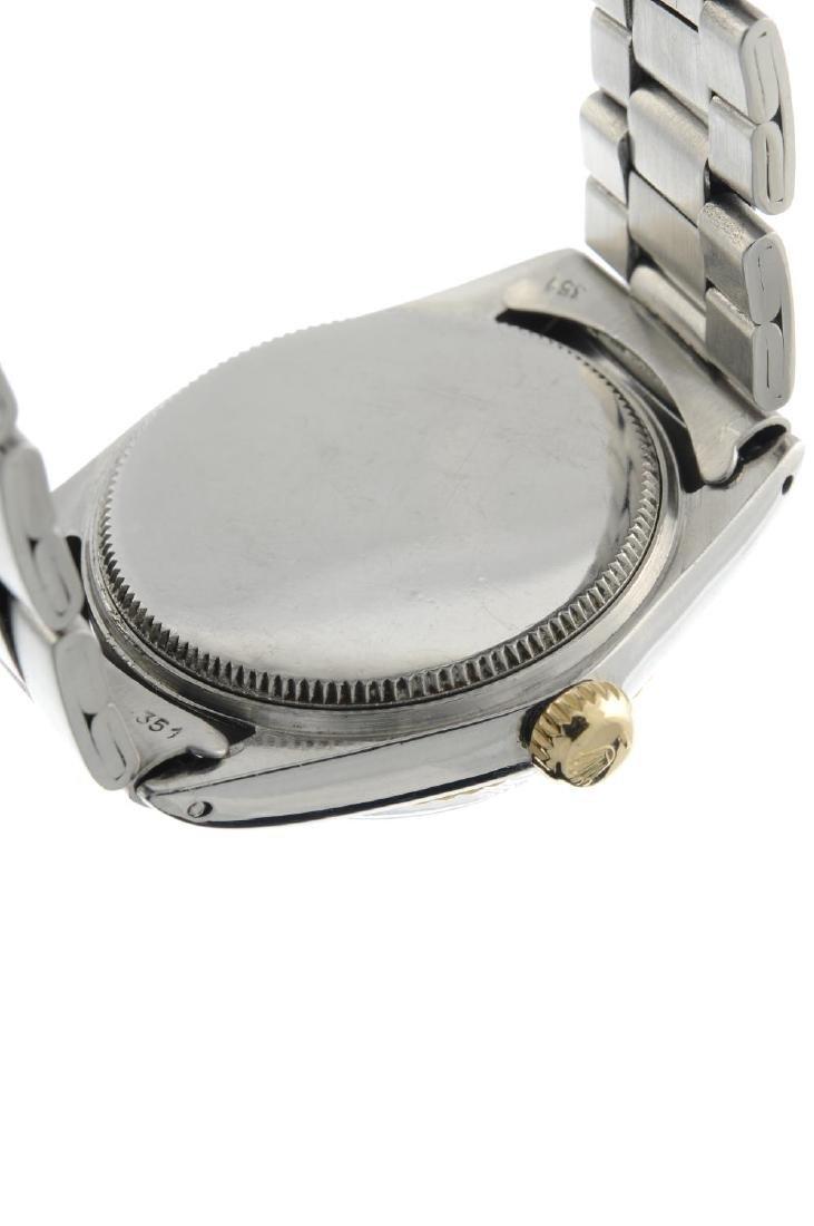 ROLEX - a mid-size Oysterdate Precision bracelet watch. - 2