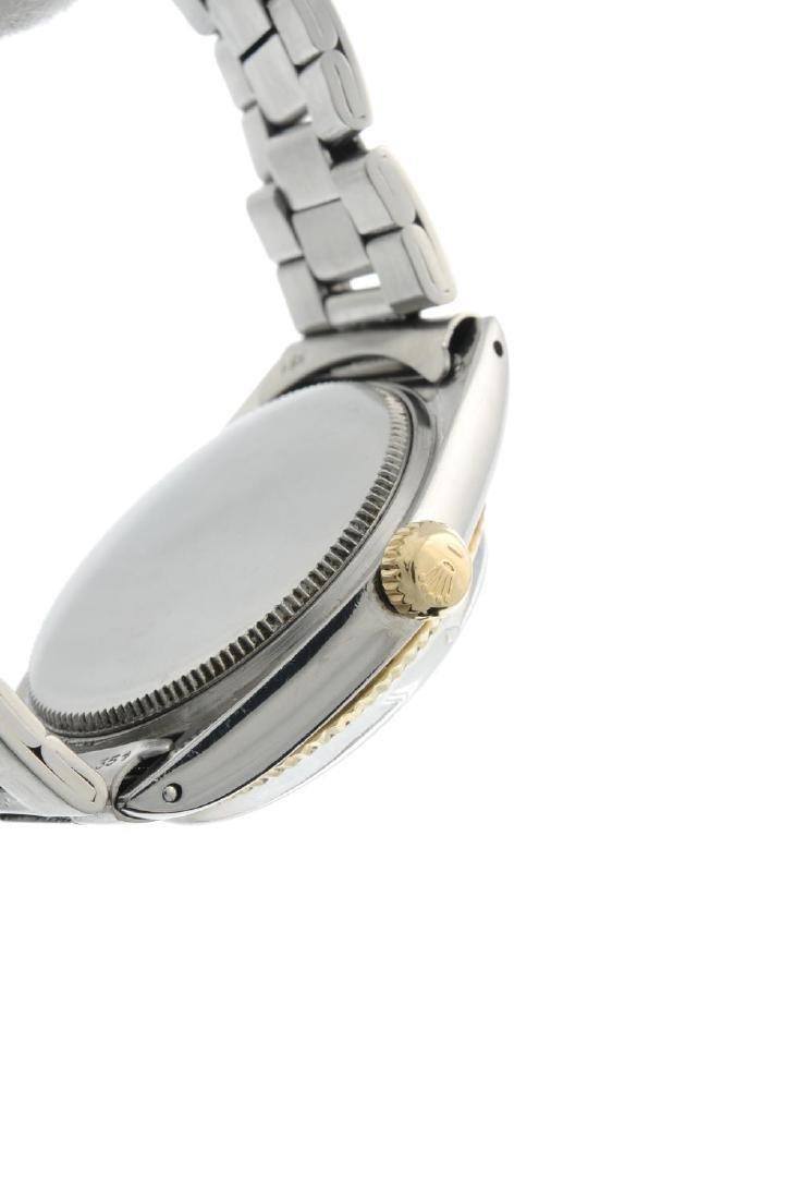 ROLEX - a mid-size Oysterdate Precision bracelet watch. - 3
