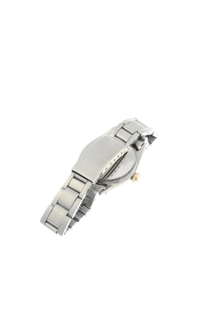 ROLEX - a mid-size Oysterdate Precision bracelet watch. - 4