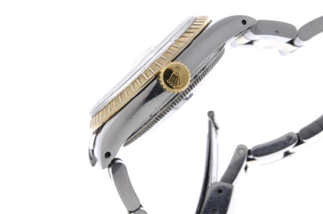ROLEX - a gentleman's Oyster Perpetual Date bracelet - 2