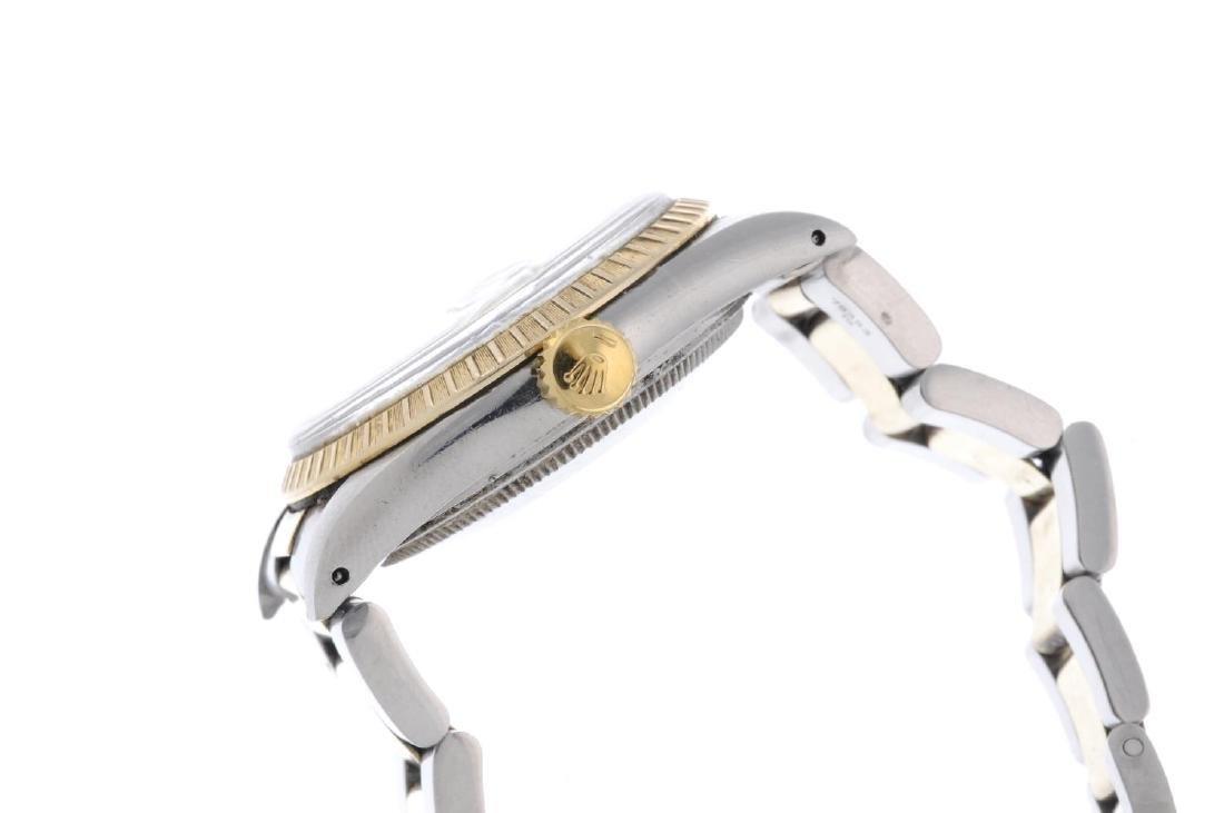 ROLEX - a gentleman's Oyster Perpetual Date bracelet - 4