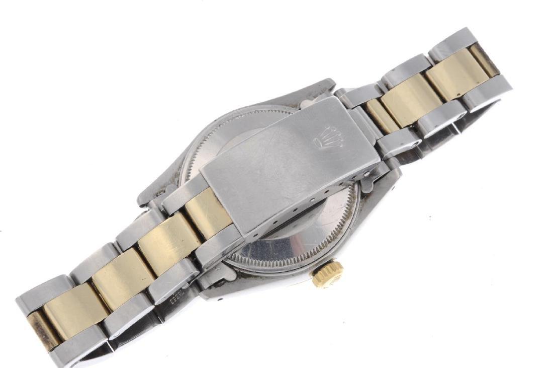 ROLEX - a gentleman's Oyster Perpetual Date bracelet - 5