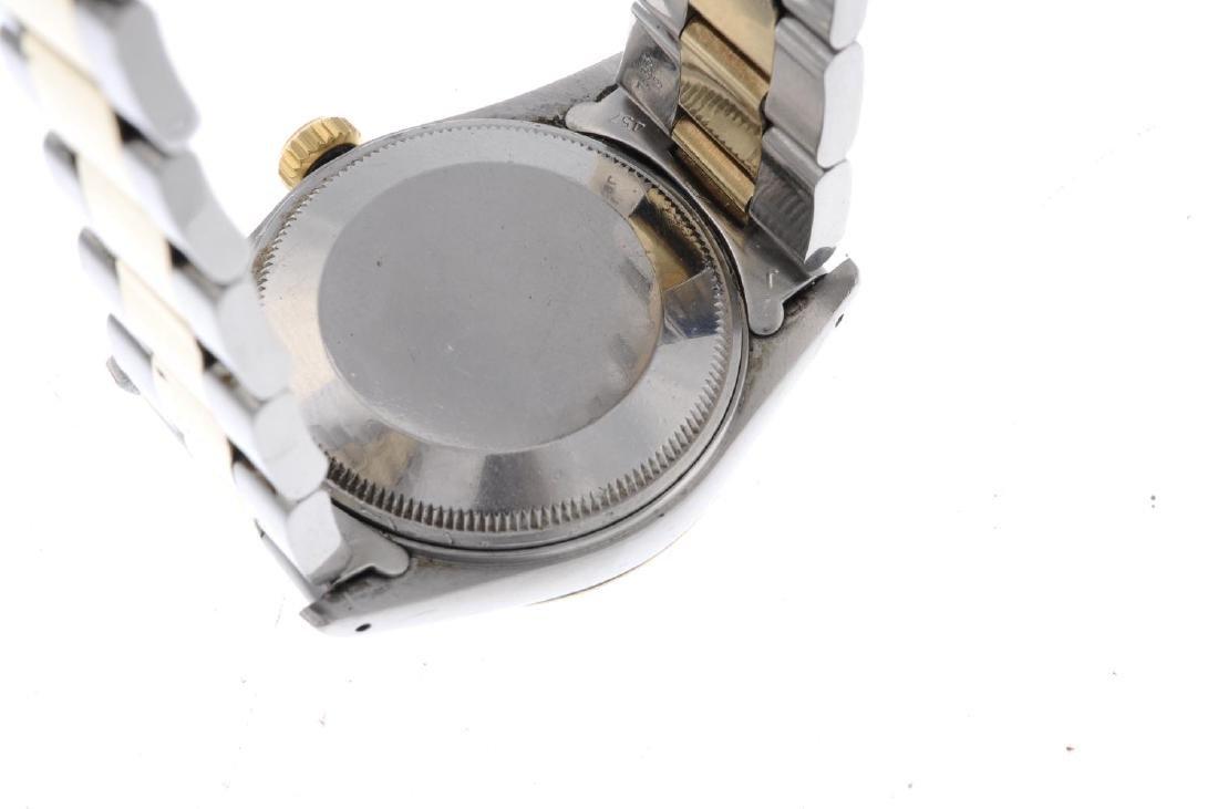 ROLEX - a gentleman's Oyster Perpetual Date bracelet - 6