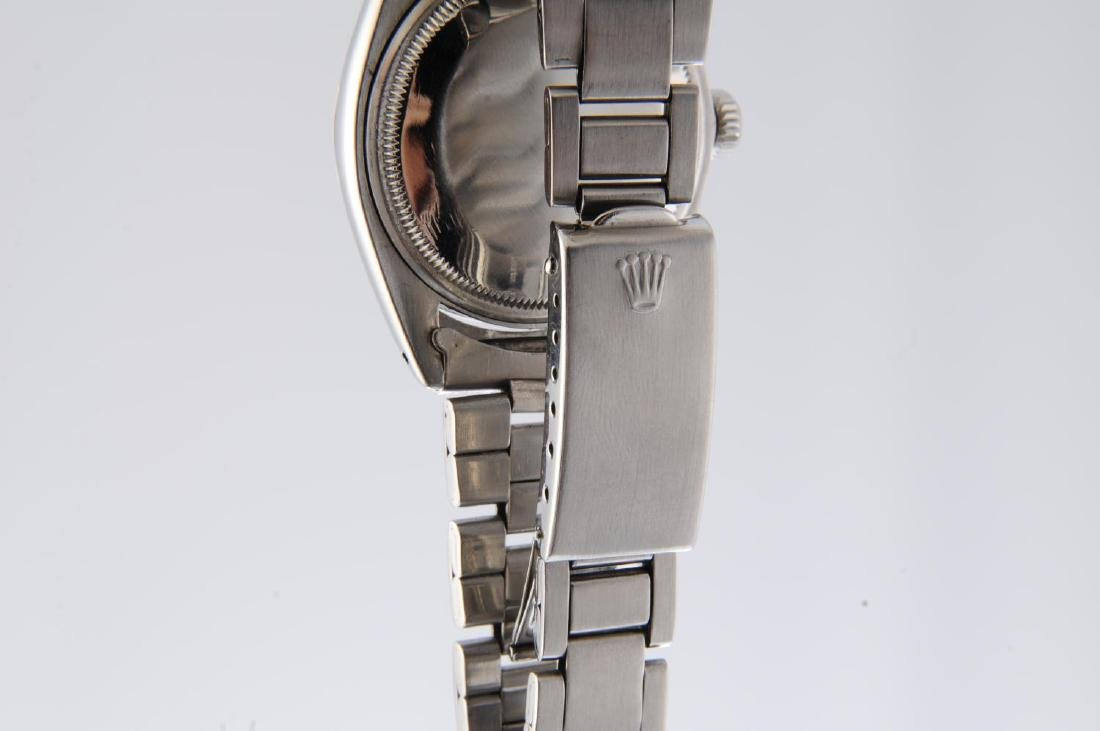 ROLEX - a gentleman's Oyster Perpetual Air-King-Date - 2