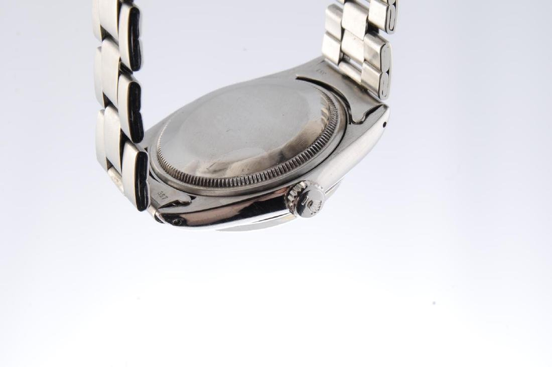ROLEX - a gentleman's Oyster Perpetual Air-King-Date - 4