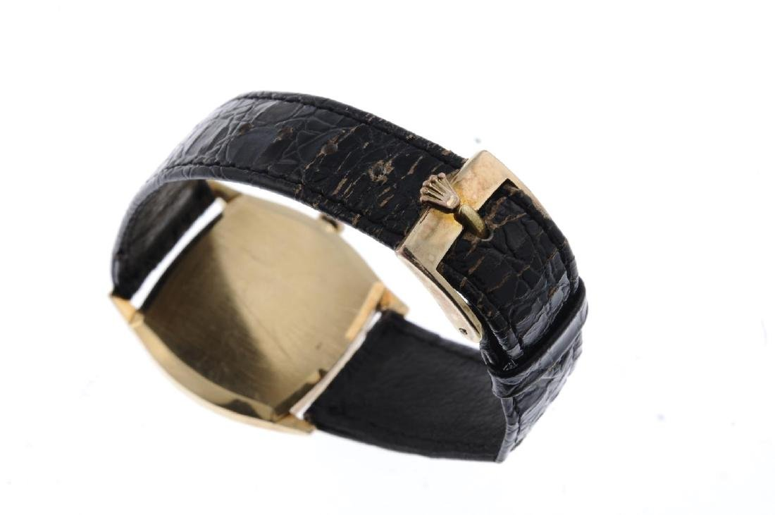 ROLEX - a gentleman's Cellini wrist watch. Circa 1970. - 4