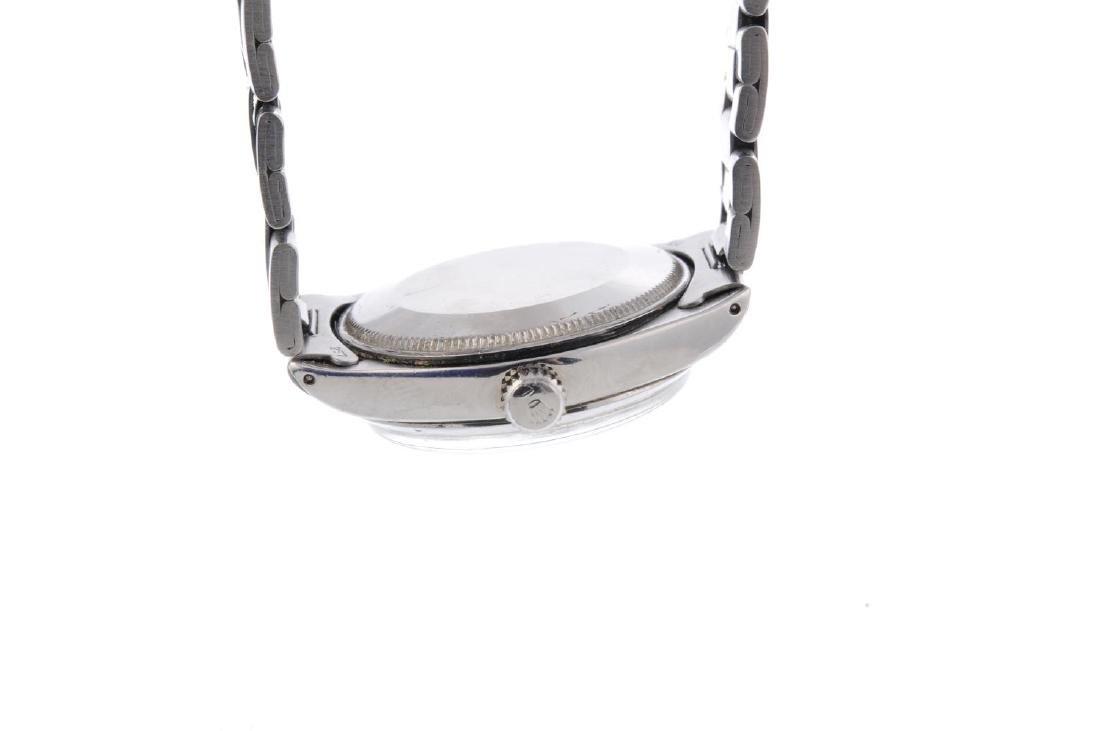 ROLEX - a gentleman's Oyster Perpetual bracelet watch. - 4