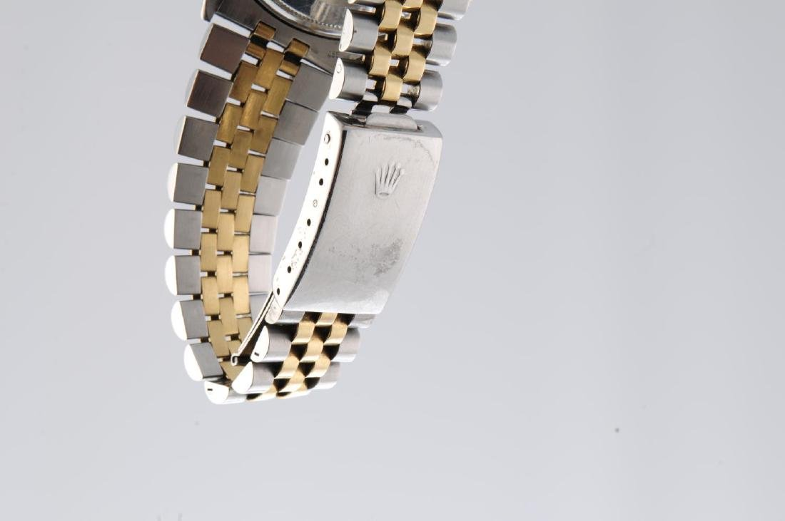 ROLEX - a gentleman's Oyster Perpetual Datejust - 4