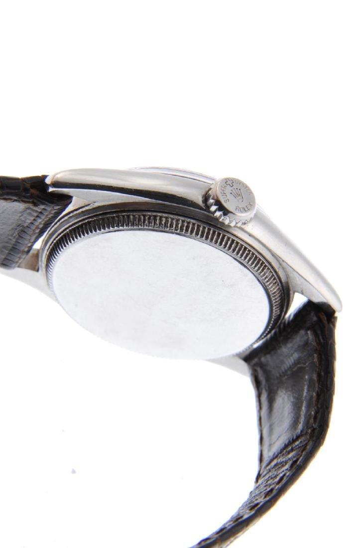 ROLEX - a gentleman's Oyster Royal wrist watch. Circa - 3