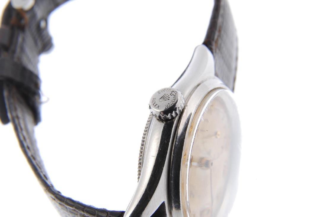 ROLEX - a gentleman's Oyster Royal wrist watch. Circa - 4