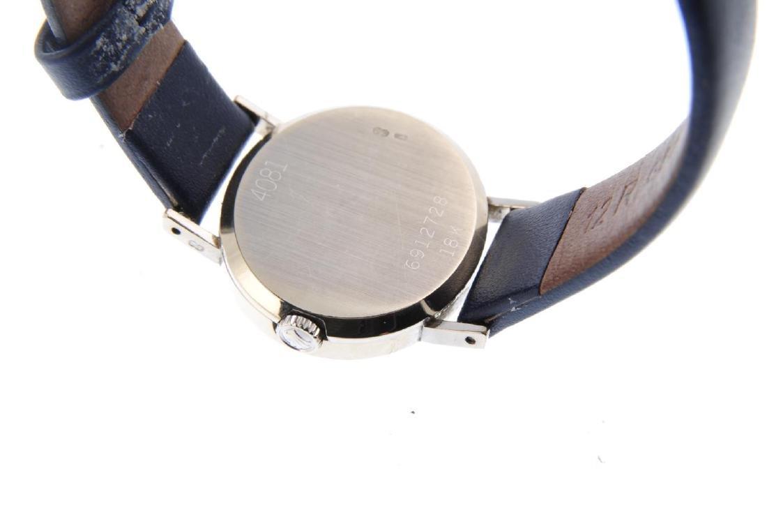 ROLEX - a lady's Cellini wrist watch. Circa 1981. 18ct - 3