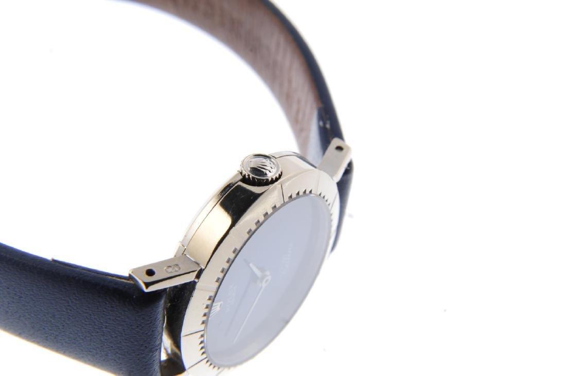 ROLEX - a lady's Cellini wrist watch. Circa 1981. 18ct - 4