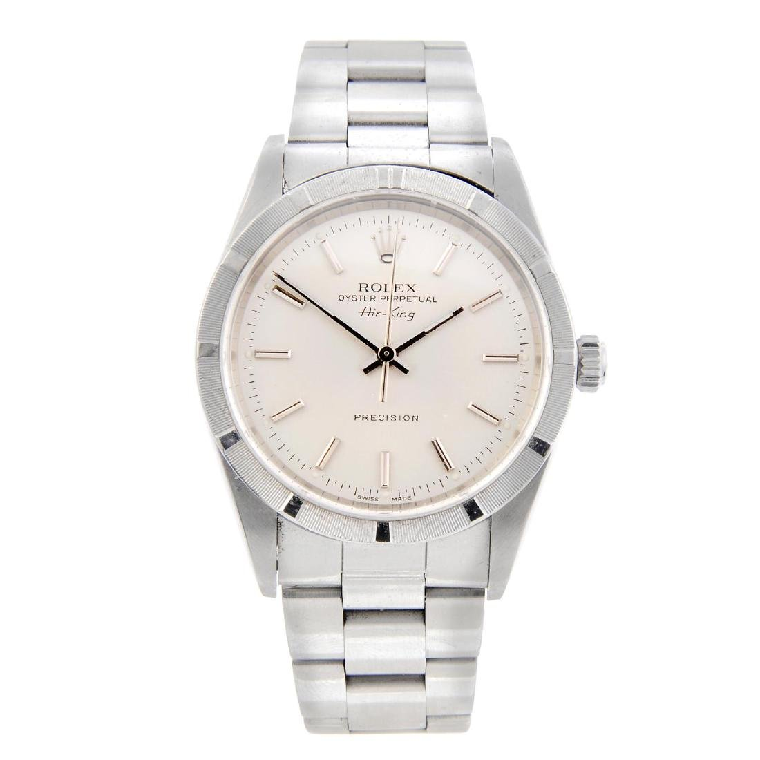 ROLEX - a gentleman's Oyster Perpetual Air-King