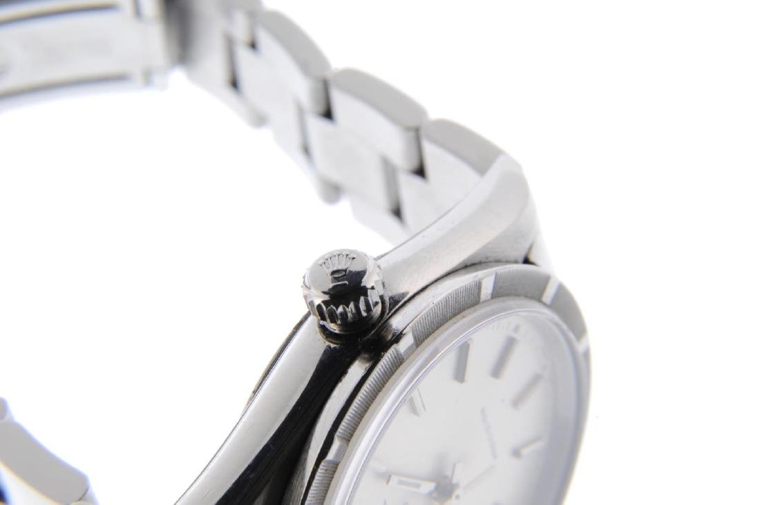ROLEX - a gentleman's Oyster Perpetual Air-King - 4