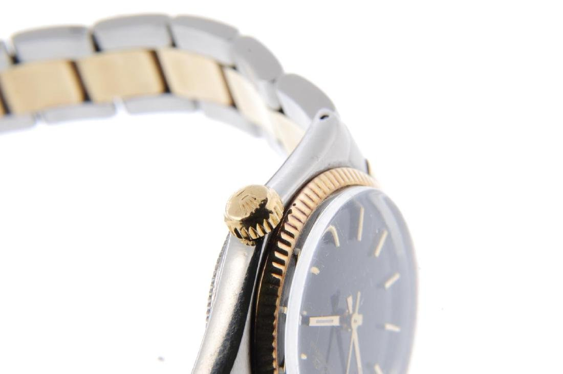 ROLEX - a mid-size Oyster Perpetual bracelet watch. - 4