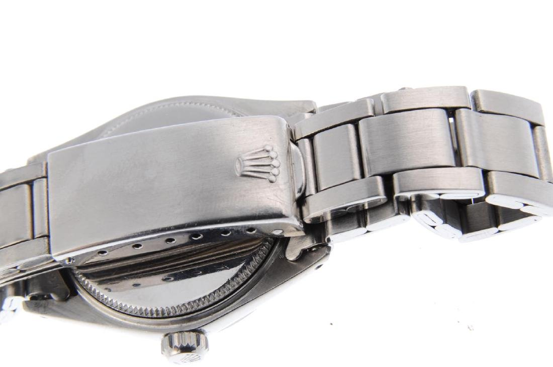 ROLEX - a mid-size Oyster Speedking Precision bracelet - 2
