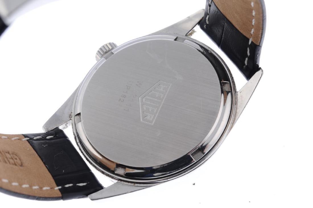 TAG HEUER - a gentleman's Carrera Re-Edition wrist - 3