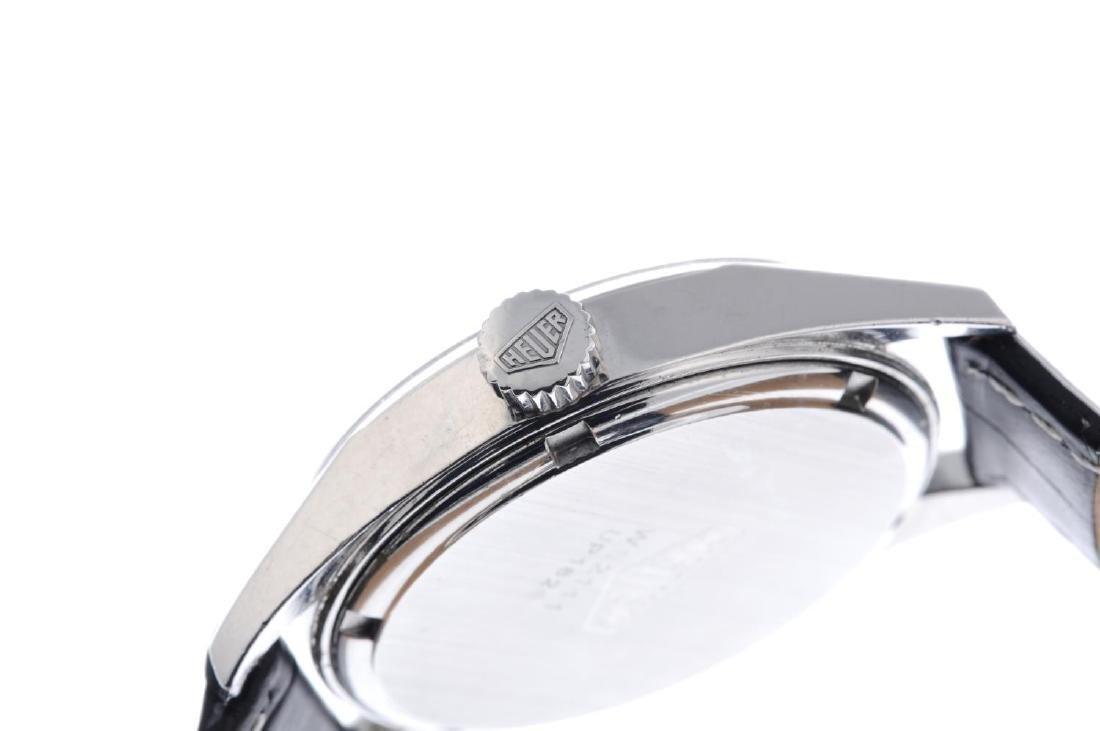 TAG HEUER - a gentleman's Carrera Re-Edition wrist - 4