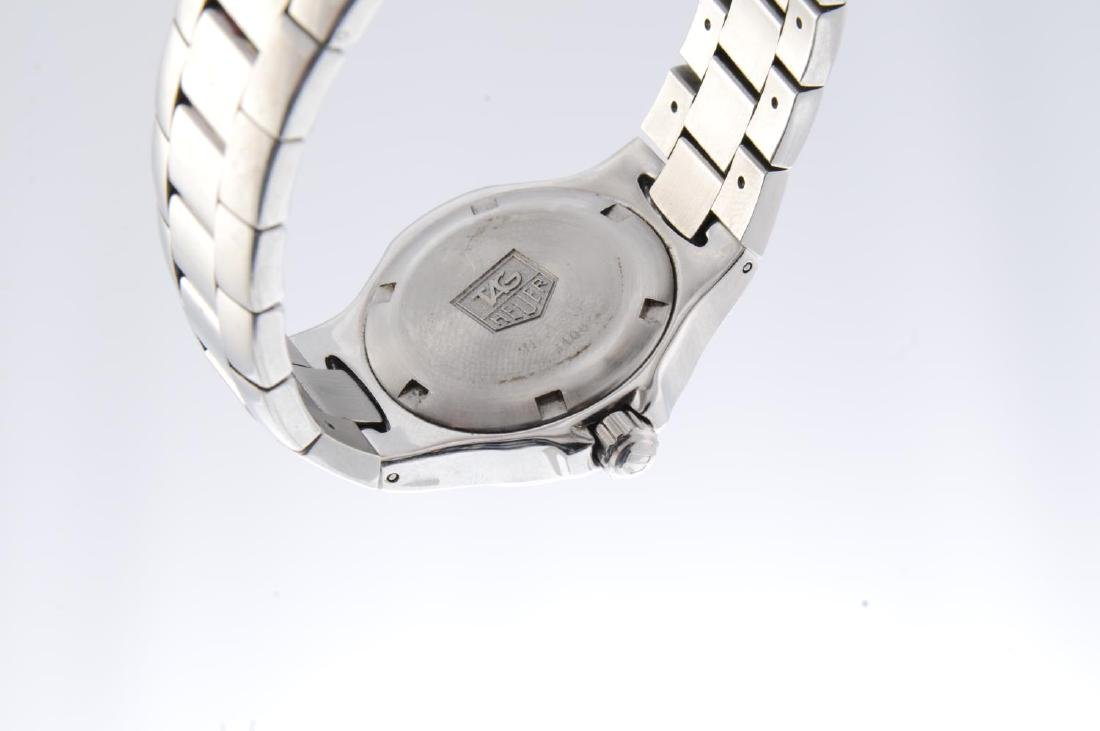 TAG HEUER - a lady's Kirium bracelet watch. Stainless - 2