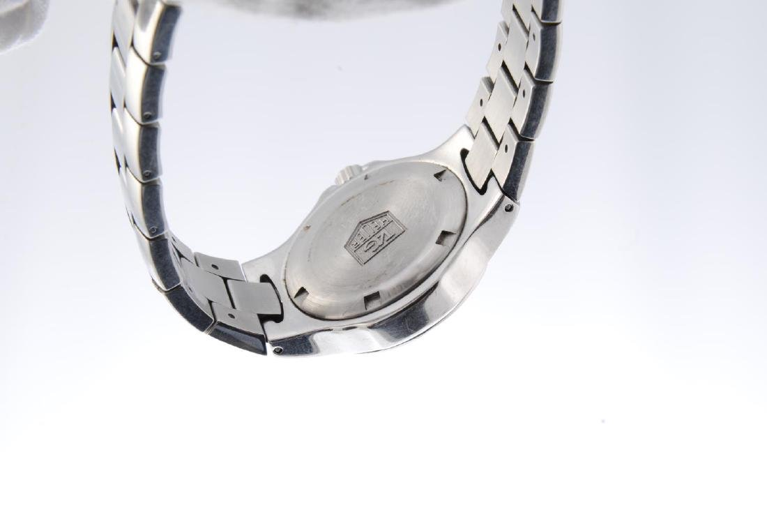 TAG HEUER - a lady's Kirium bracelet watch. Stainless - 3