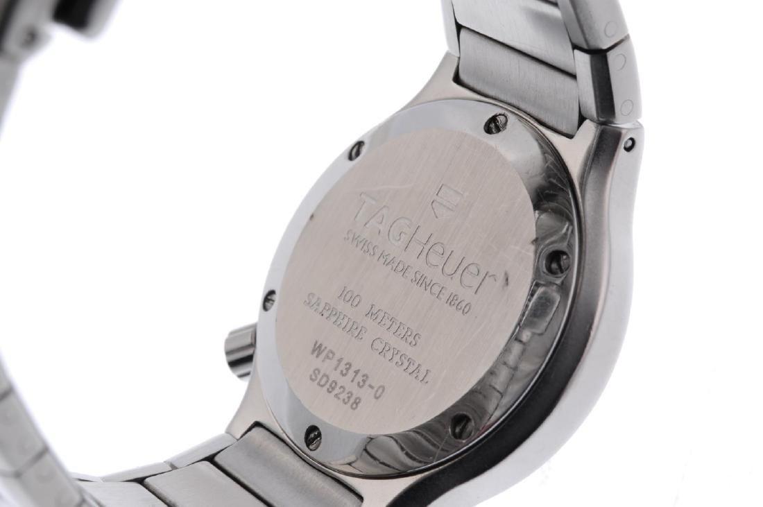 TAG HEUER - a lady's Alter Ego bracelet watch. - 3