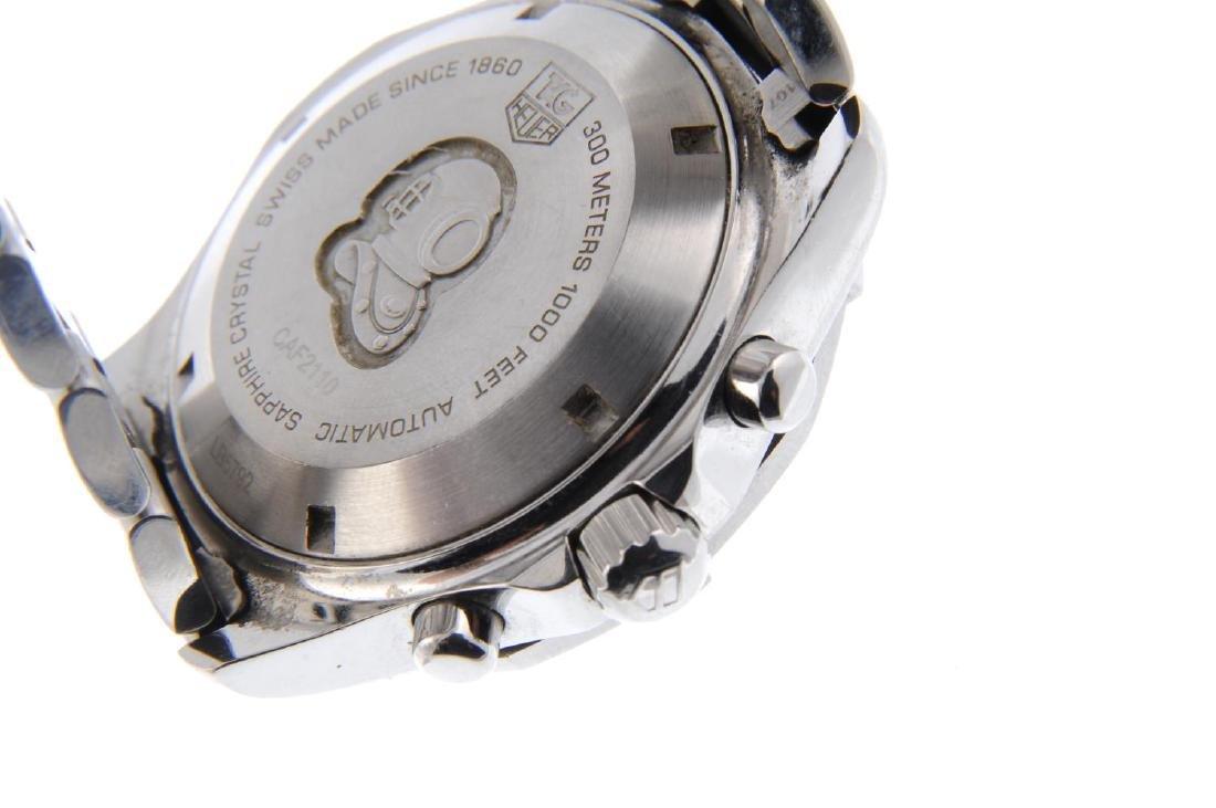 TAG HEUER - a gentleman's Aquaracer chronograph - 3