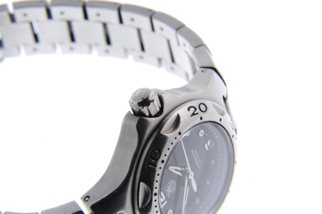 TAG HEUER - a lady's Kirium bracelet watch. Stainless - 4