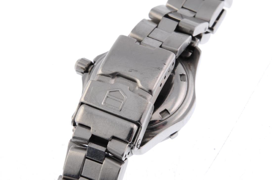TAG HEUER - a lady's 2000 Exclusive bracelet watch. - 2