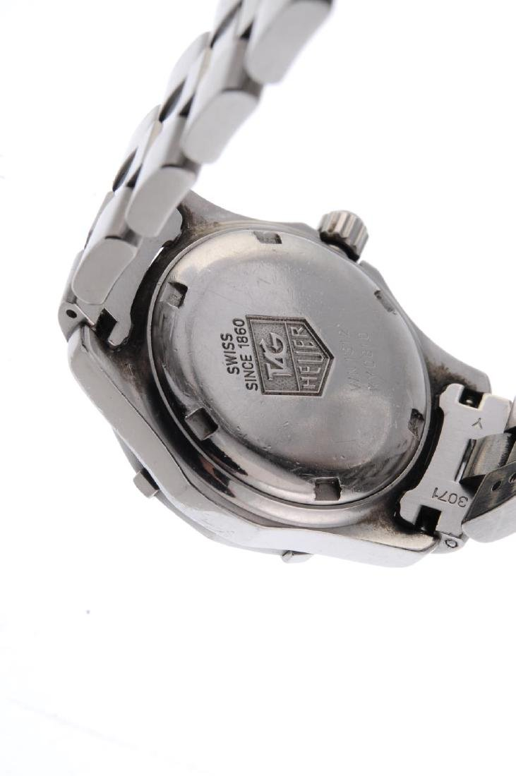 TAG HEUER - a lady's 2000 Exclusive bracelet watch. - 3