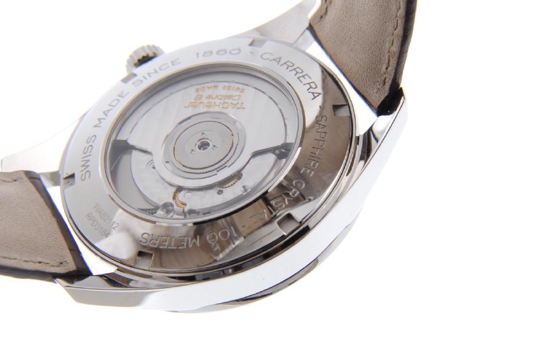 TAG HEUER - a gentleman's Carrera Calibre 6 wrist - 3