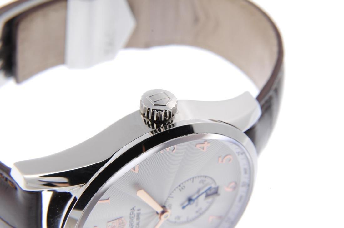 TAG HEUER - a gentleman's Carrera Calibre 6 wrist - 4