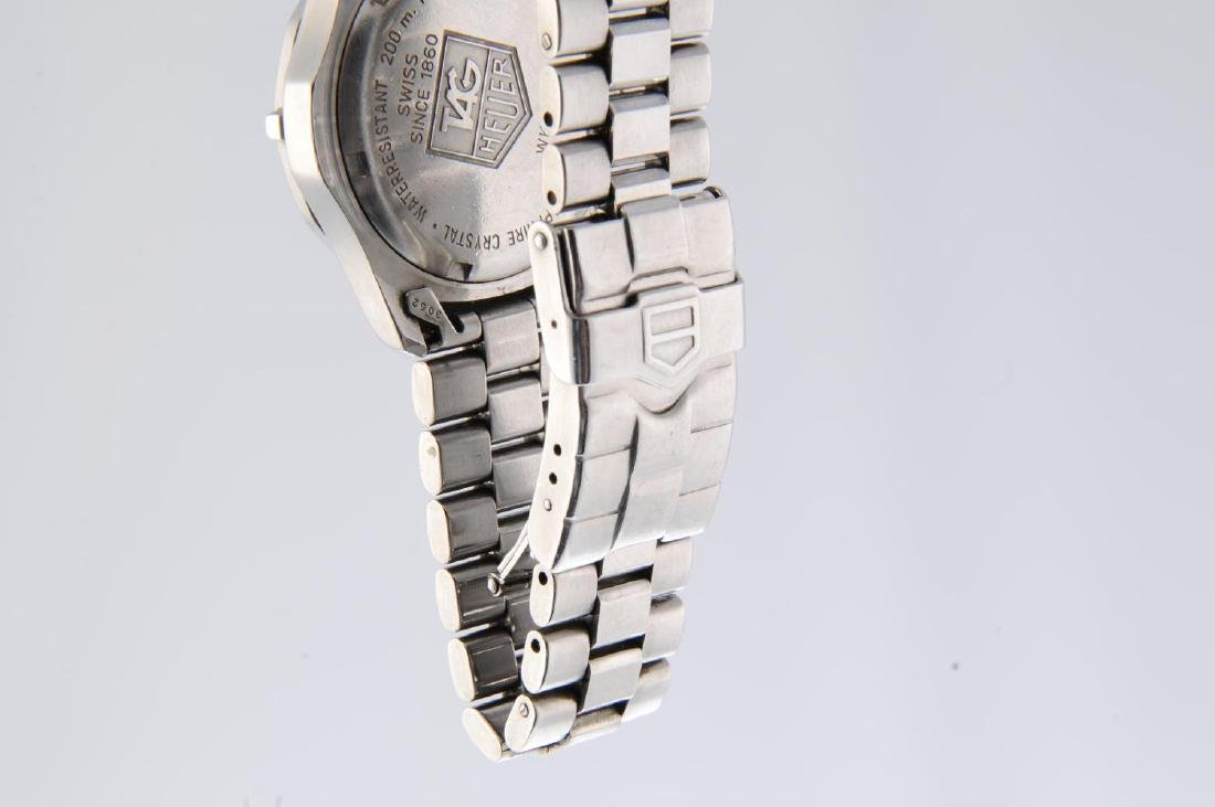 TAG HEUER - a mid-size 2000 Series bracelet watch. - 4