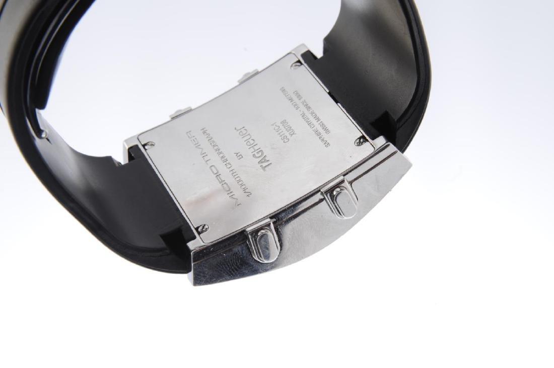TAG HEUER - a gentleman's MicroTimer wrist watch. - 2